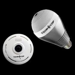 TechnoCop 2 MP Wifi FishEye / Bulb Turn