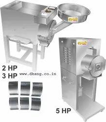5 HP Regular 2 in 1 Pulverizer Machine