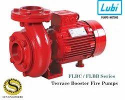 FLBC / FLBB Series Terrace Booster Fire Pumps