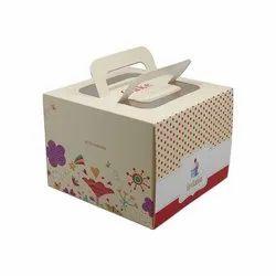 Cake Box Printing Service