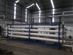 Semi-Automatic Ion Exchange RO Plant, FRP
