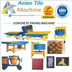 Concrete Paving Block Machine