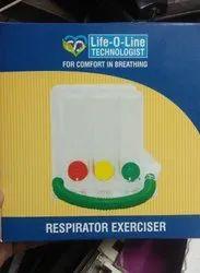 Three Ball Respiratory Exerciser
