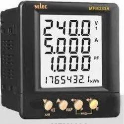 Energy Meter Selec, Schneider, Elmeasure, Rishabh, For Industrial