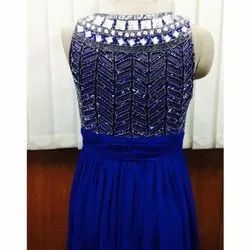 BLUE Fancy Top Exporter From India