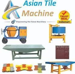 Interlocking Tiles Making Machines