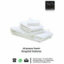 All Purpose Hospital Towel