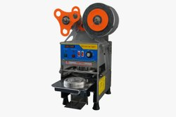 Mineral Water glass sealing machine
