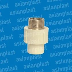 Asian Plast Upvc CPVC Red Brass MTA, Plumbing