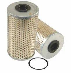Globel Stainless Steel Zetor 5911 NM Oil Filter, For HMT Tractor