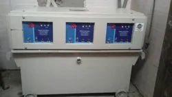 Three Phase Oil Cooled 45 KVA Servo Stabilizer