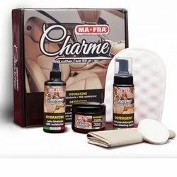 Leather Cleaning Conditioning Kit