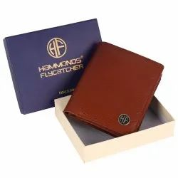 Hammonds Flycatcher RFID Protected Leather Wallet for Men HF514.