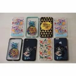 Silicone Multi Printed Soft Cases Designer UV Printed Cover Available
