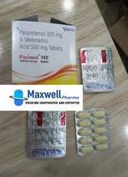 Mefenamic Acid Paracetamol Tablet