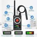 Anti Spy RF BUG Detector, Camera Finder, Wireless Bug Hidden Camera Detector