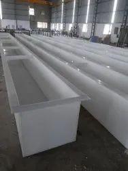 FRP Fish Storage Tank