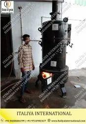 Cashew Steam Boiler Machine