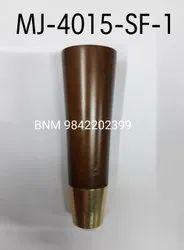 Wooden Leg 6 Brown