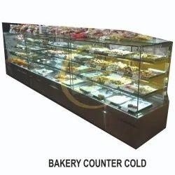 Bakery Cake  Display Counter