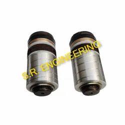 Aluminium Hardened Concrete Pump Piston Assembly
