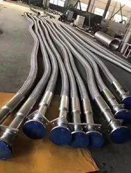 Liquid Oxygen Transfer Flexible Hose Pipe