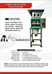 Semi Automatic Linear Weigher Packing Machine