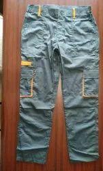 Tetra Cotton Cargo Trouser