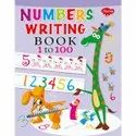 NUMBERS WRITING BOOKS 3 Different Books