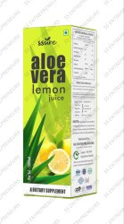 Aloevera Juice With Lemon Flavor