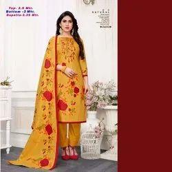 Pure Karachi Cotton Pakistani Suit