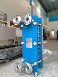 Platex Stainless Steel Tranter Heat Exchangers, For Industrial