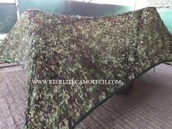 Pre Garnished Synthetic Camouflage Net