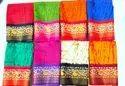Presenting New Collection Premium Cotton Silk With Jari Patta Saree