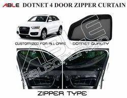 Able Dotnet Four Door Zipper Car Curtain