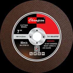 7 Cutting Wheel - Brown 2 Net