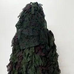 Ghillie Suit Woodland