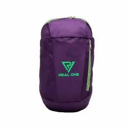 Purple Polyurethane GLS M-22 Marathon Bag With Adjustable Strap, For Sports, 100 Gm