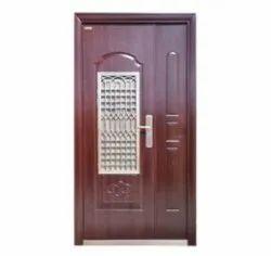 DK MS 1 Mild Steel Door