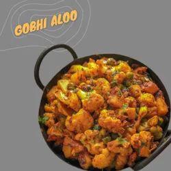 Veg Aalo Gobi & Spices Gobhi Aloo, 1 Kg, Packaging Type: Packet