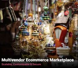 User Friendly PHP Multi Vendor E Commerce Solutions, With In Month