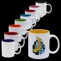Inner Color Sublimation Mug
