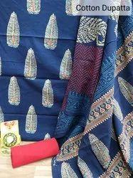 Ajrakh Printed Suit