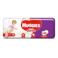 Pull Ups Huggies Wonder Pant XL 38