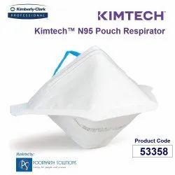 Kimtech N95 Pouch Respirator