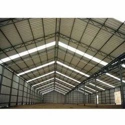 Pre Engineered FRP Shed
