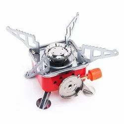 Portable Card Type Stove, For Food