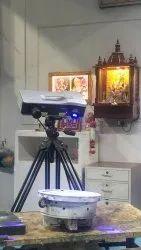 3 D White Light Scanning Service