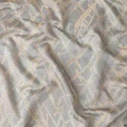 Pure Tussar Silk Fabric