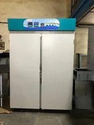 Double Door Laboratory Refrigerator
